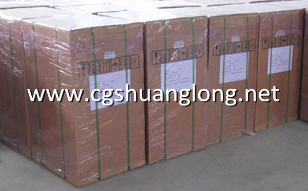 Package for HCR80B gasoline jumping jack rammer for sale
