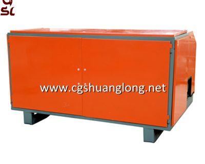 GT2-5B wire straightening cutting machine