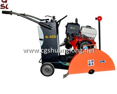 Q420 concrete cutting machine