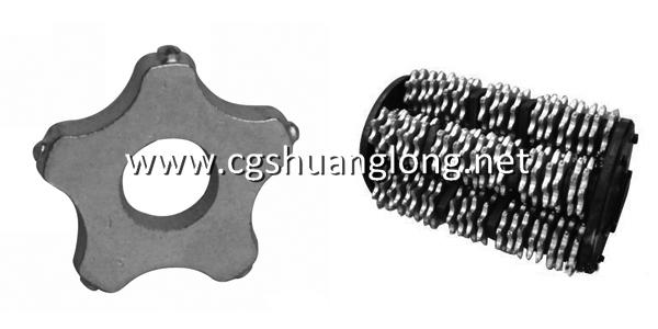 Diamond milling cutters