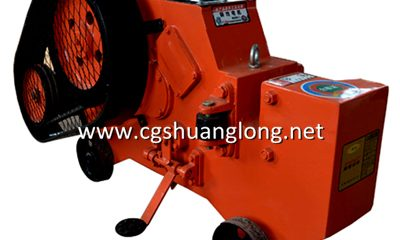steel iron cutter, iron bar cutting machine