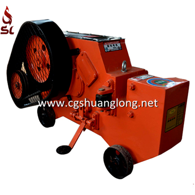 steel iron cutter, iron bar cutting machine