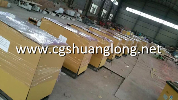 Package for HGS40 rebar thread rolling machine