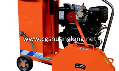 gasoline asphalt cutting machine, diesel concrete saw cut