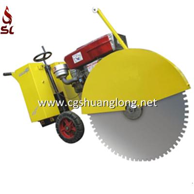 cut a concrete slab machine, cut asphalt saw machine