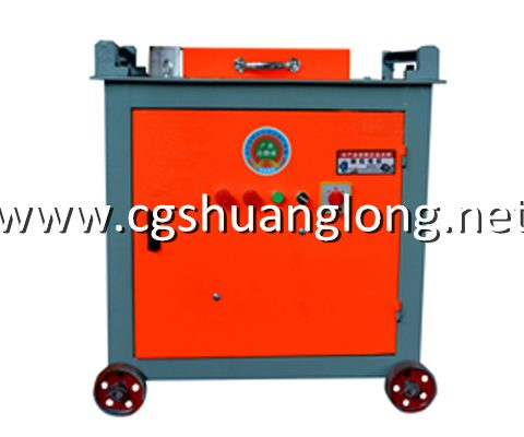 introduction of Automatic rebar bending machine