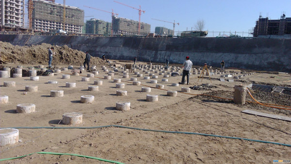 foundation prestressed concrete piles cutter-Shuanglong