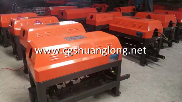 GT4-12 CNC automatic wire straightening cutting machine