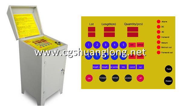 GT4-14 CNC rebar cutting straightening machine