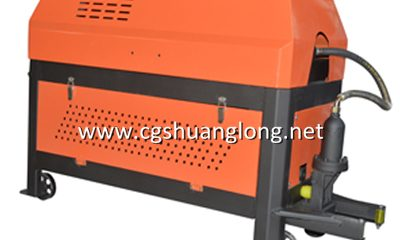rebar straightener,round bar straightening machine