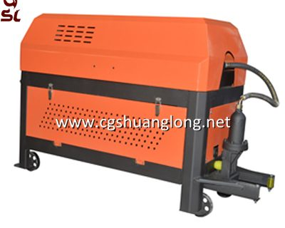 GT4-12 steel bar straightening and cutting machine for sale