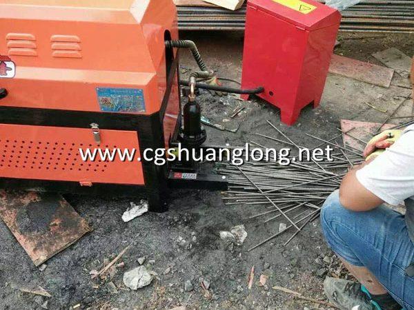GT4-12 CNC automatic wire straightening cutting machine