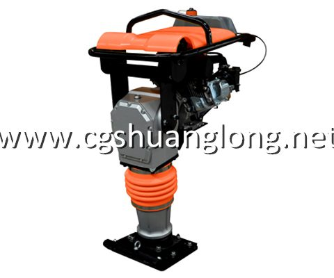 compactor jumping jack