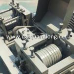 rod straightening machine principle