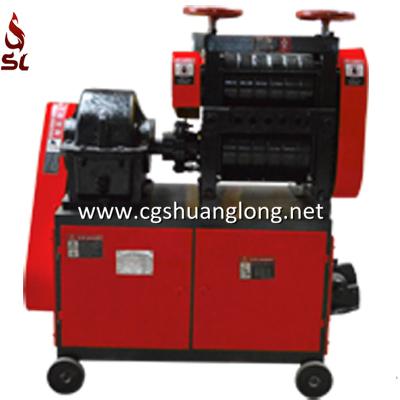 YC6-14 iron bar straightening machine