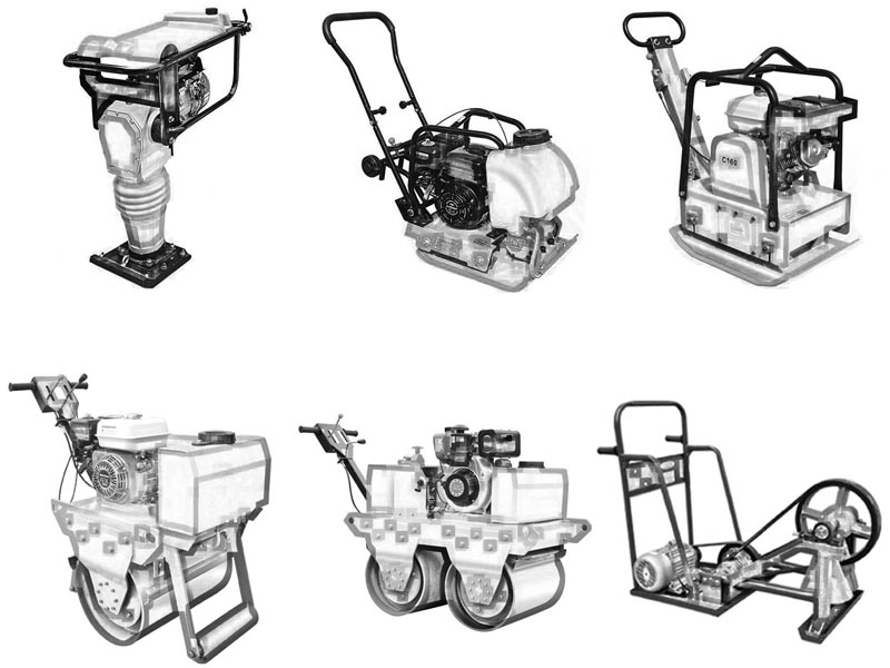 compaction machines from Shuanglong Machinery
